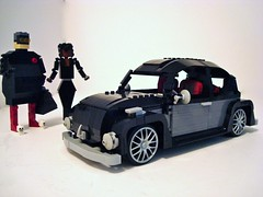 Classic VW Beetle!