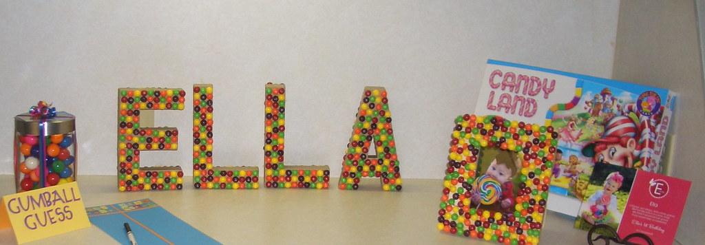 CIMG1773 & Celebrate Always: Ellau0027s 1st Birthday Party in Candyland!