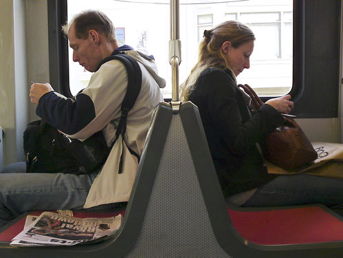 Texting (27 Jan 10) by ejbSF, on Flickr