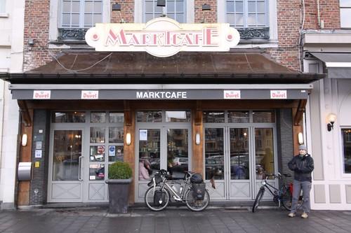 Sofie in Sint Truiden, Belgium.