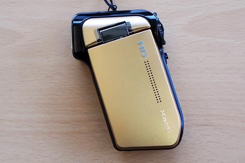 Sanyo Xacti HD800