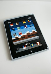 LEGO iPad by Joe Meno