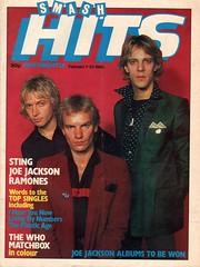 Smash Hits, February 7, 1980