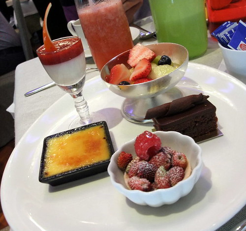 Kyo's Dessert Plate