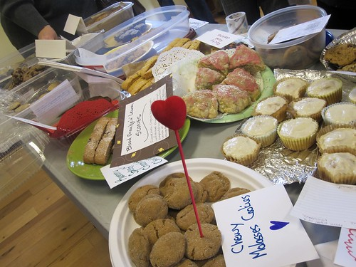 Vegan Bake Sale for Haiti