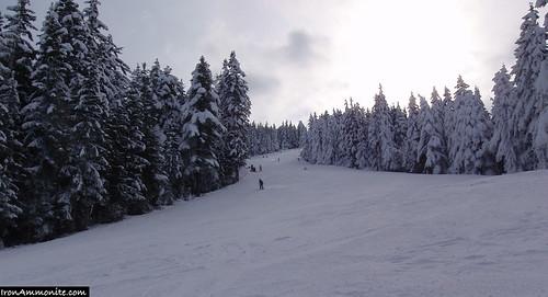 Borovets ski & snowboarding slopes-9