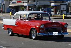 CHEVY 210 COUPE (Navymailman) Tags: world california car woodland sunday super hills supercar scs driven drivenworldcom supercarsundaycom
