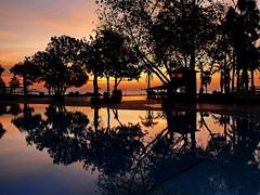 morning colors (werner boehm *) Tags: sunrise turkey colorful riviera antalya turkish kemer poolreflection wernerboehm