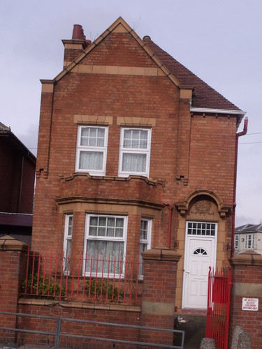 House next to Acocks Green Primary School on Westley Road
