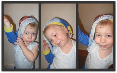 "Wiggles PJ ""Hat"""