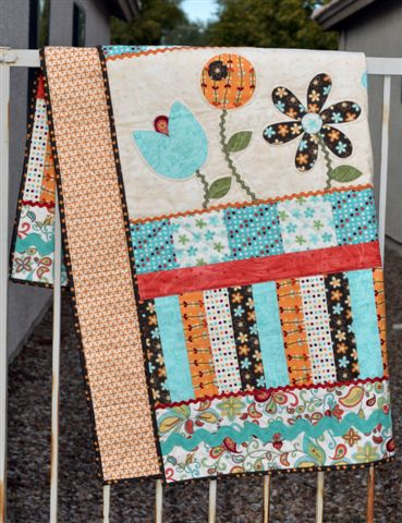 Bloom & Grow Quilt