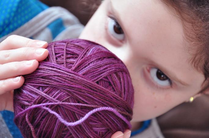 ravelympics lauren's yarn 2