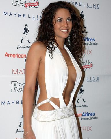 Latin Actress Barbara Mori