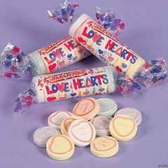 Smarties hearts