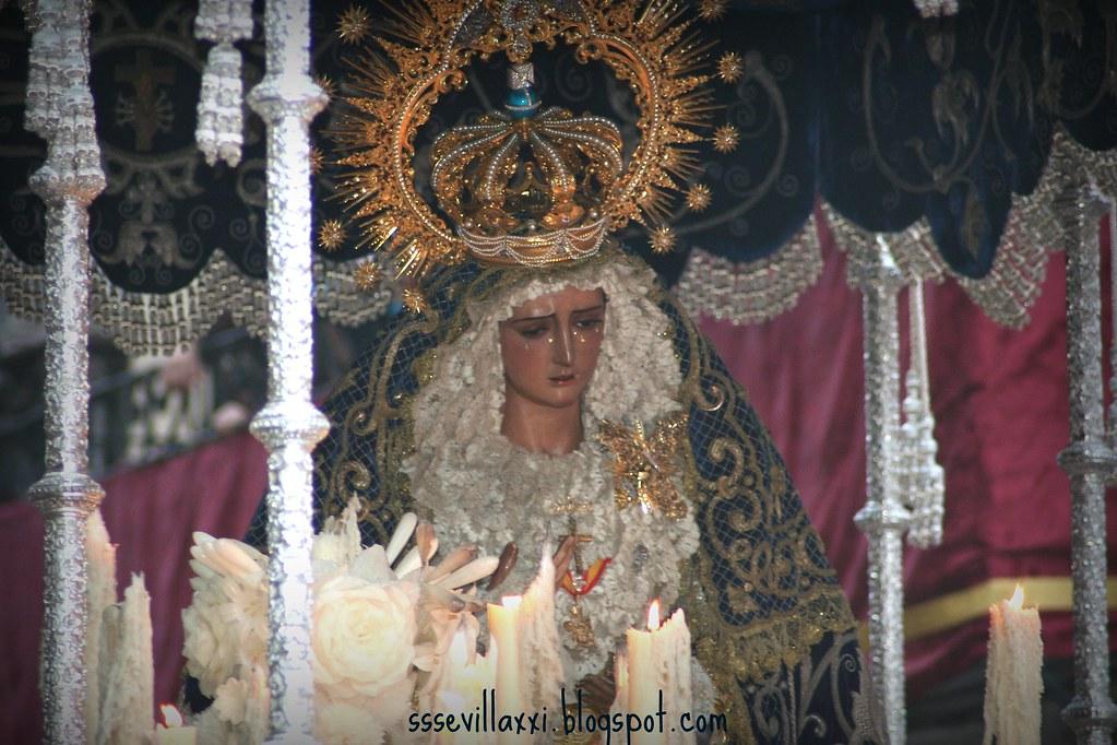 Nuestra Señora de la Hiniesta. Domingo de Ramos 2009
