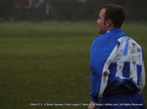 Cliffe FC vs Selby Olympia 6Feb10