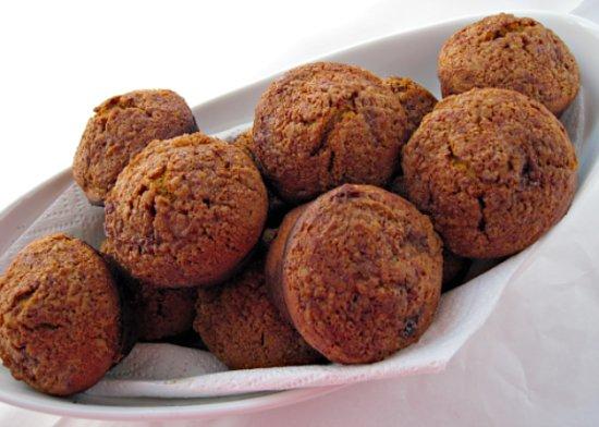Pumpkin Muffins Header