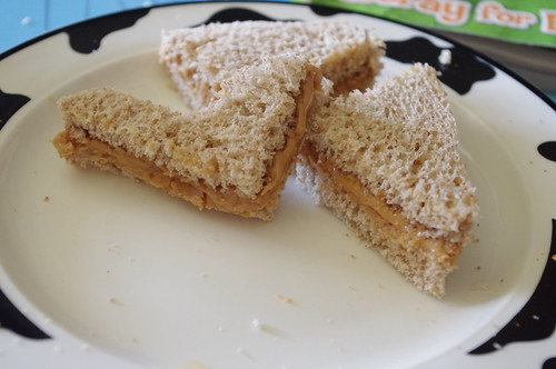 Peanut butter & Wheat Bread