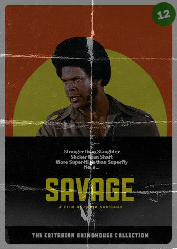 Criterion Grindhouse #12: Savage