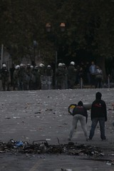 Athens Protests - December 6th 2009