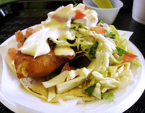 6 Stop Fish Taco Crawl: Hole Mole