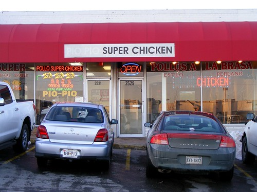 Pio Pio Super Chicken