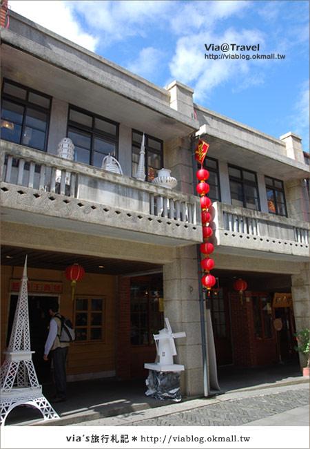 【宜蘭傳藝中心】跟著via走入這條最有年味的老街~4