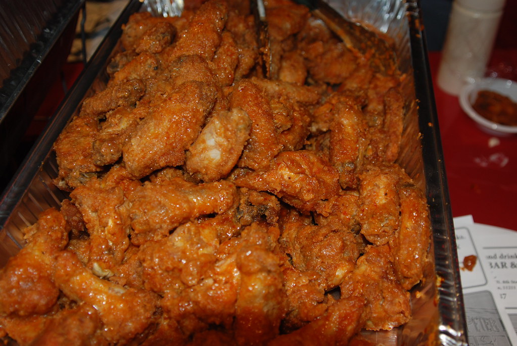Best wings in Brooklyn Competition