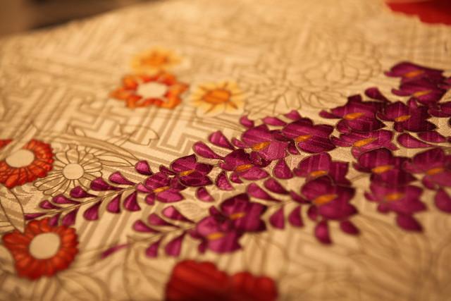Kimono enchantment