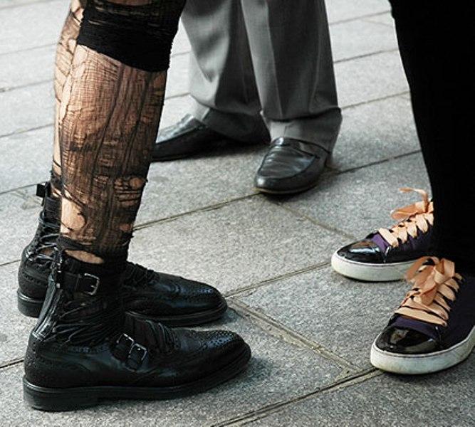 Givenchy Mens show legwear