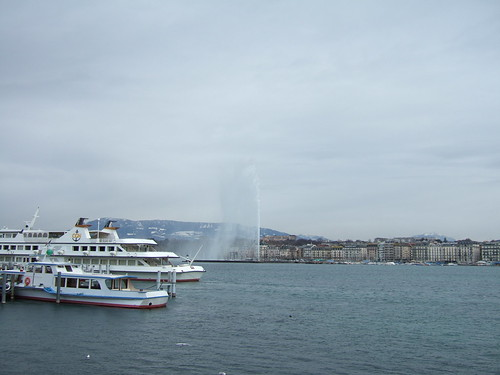Fountain (Jet de Geneve)
