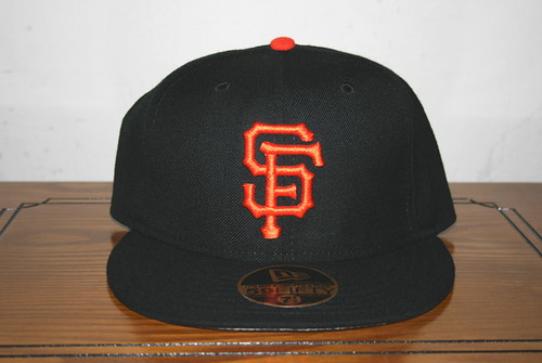 San Francisco Giants Cap (Circa mid 2000s)