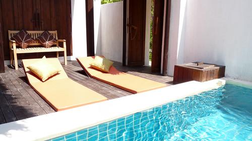 Koh Samui Mimosa Resort-Jacuzzi Pool Villa コサムイ ミモザリゾート15