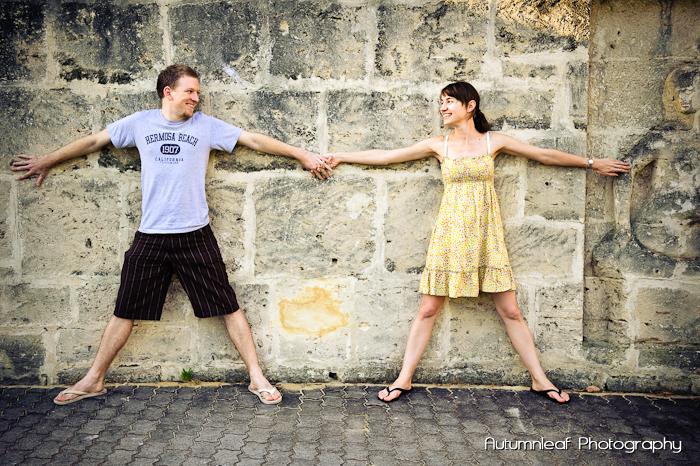 Frances & Bradley - Pre Wedding-2