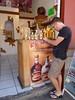The mescal shop - Al making his pu…