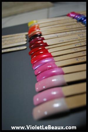 Video Lilac Lace Nail Art Nail Polish Storage And Eyeko