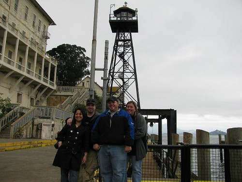Alcatraz Group Photo