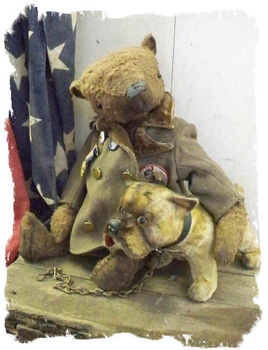 General Brown Bear & Dog @whendisbears.com
