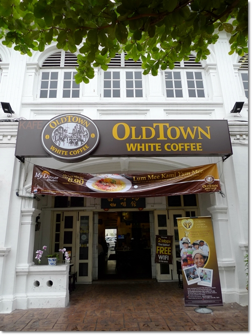 Old Town White Coffee @ Old Town, Ipoh