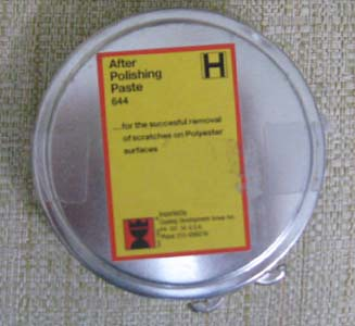 Konig After Polishing Paste