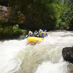 """Whitewater rafting is fun <a style=""""margin-left:10px; font-size:0.8em;"""" href=""""http://www.flickr.com/photos/25543971@N05/4404280741/"""" target=""""_blank"""">@flickr</a>"""