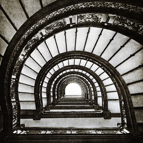 rookery stairs by fotofish