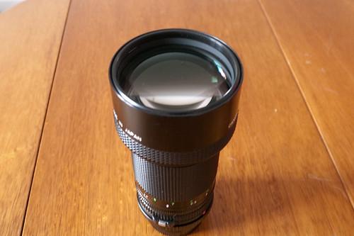 [ANNULE] Objectif Canon FD 200mm f/2.8 avec adaptateur m4/3 4410494949_553d5eca2a