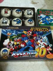 ロックマン10の箱確保&2UP!w