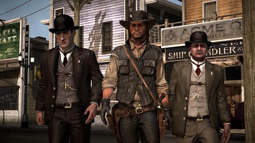 Los logros de Red Dead Redemption