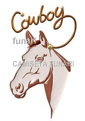 desenho foto rosto cavalo corda cowboy