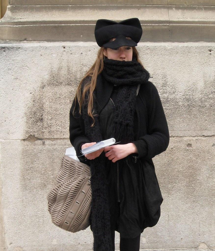 Paris Fashion Week: MC at Ann Demeulemeester Fall/10