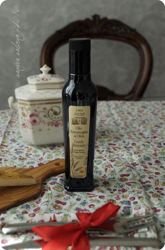 Olio e.v.di oliva Il Brolo