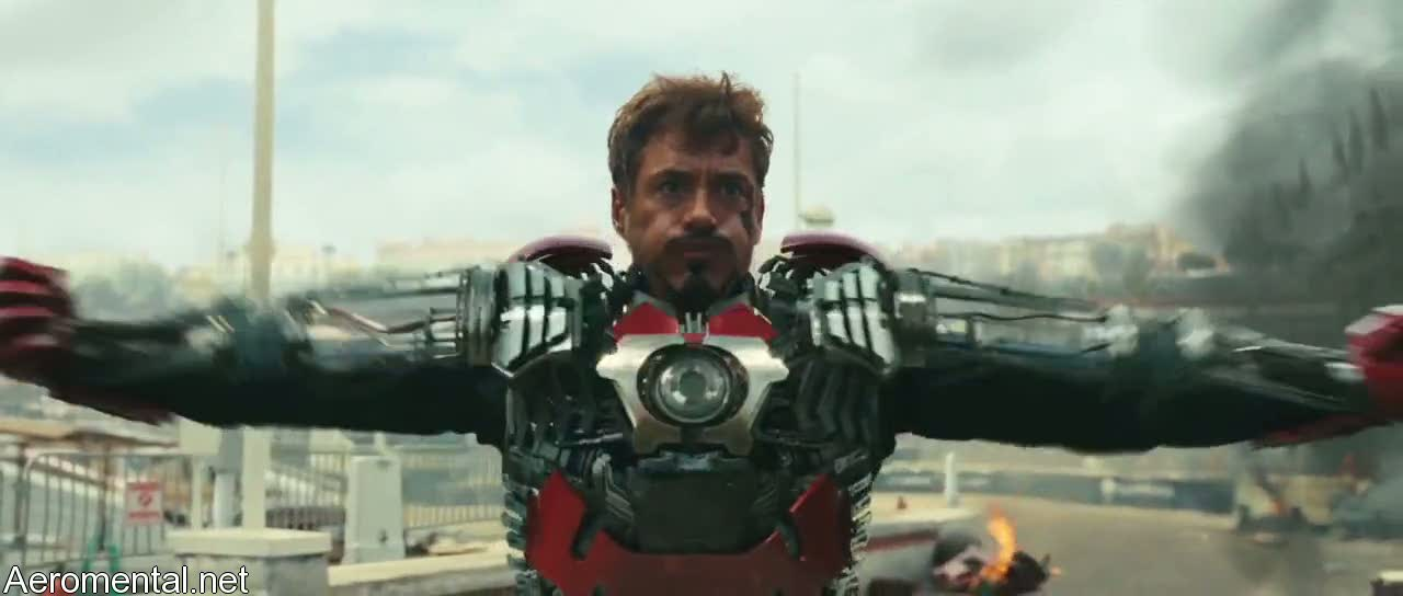 Iron Man 2 Mark V