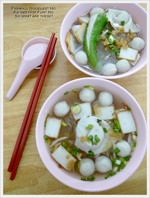 Bowls of Ipoh Hor Hee